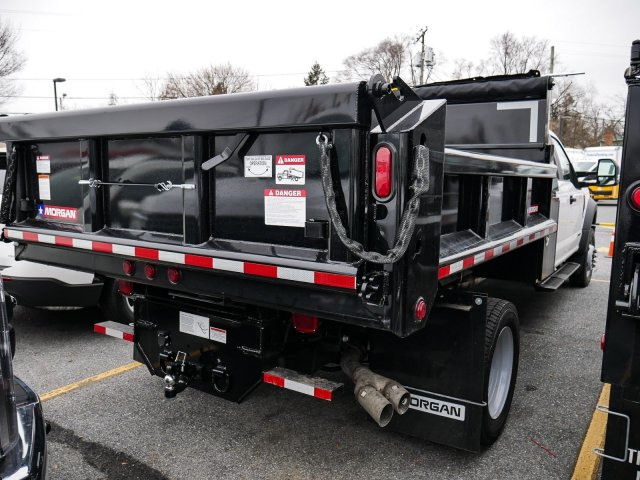2019 F-550 Super Cab DRW 4x4, Morgan Dump Body #282109 - photo 1