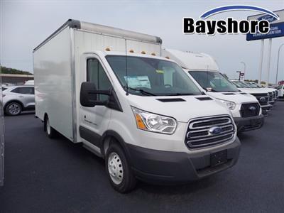 2019 Transit 350 HD DRW 4x2, Supreme Spartan Cargo Cutaway Van #282110 - photo 1