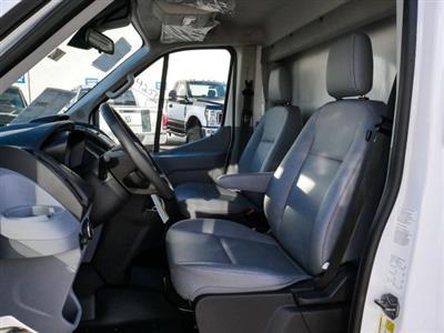 2019 Transit 350 HD DRW 4x2, Supreme Spartan Cargo Cutaway Van #282110 - photo 10