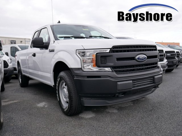 2020 F-150 Super Cab 4x4, Pickup #282245 - photo 1