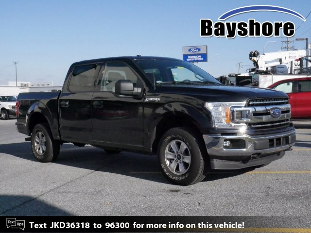 2018 F-150 SuperCrew Cab 4x4, Pickup #282430 - photo 1