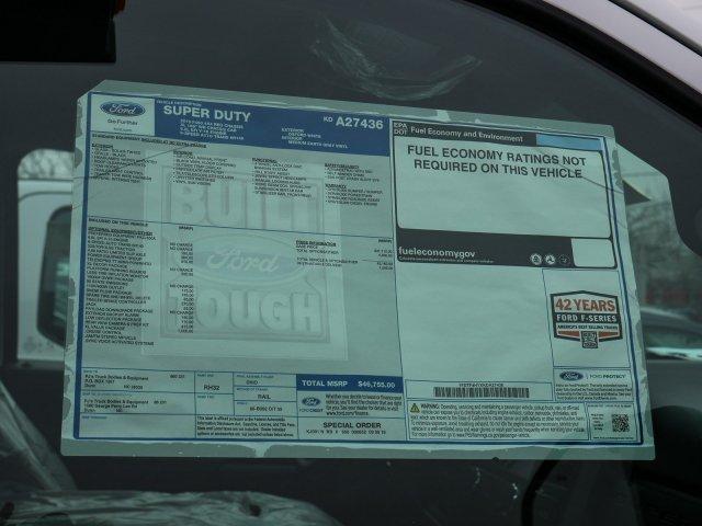 2019 F-450 Regular Cab DRW 4x4, Godwin 184U Dump Body #282534 - photo 9