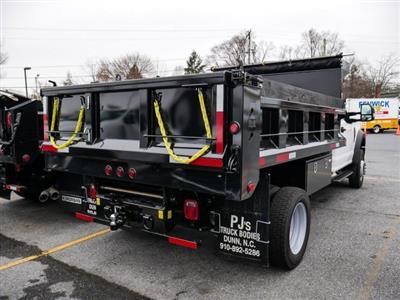2019 F-450 Regular Cab DRW 4x4, Godwin 184U Dump Body #282534 - photo 2