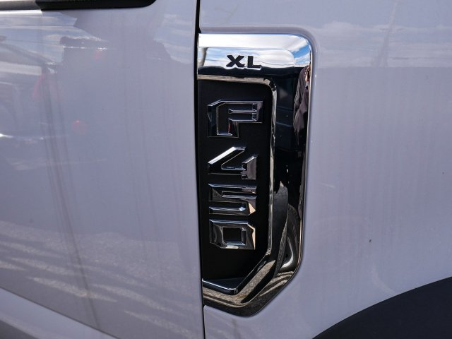 2019 F-450 Regular Cab DRW 4x4, Reading Steel Stake Bed #282535 - photo 11