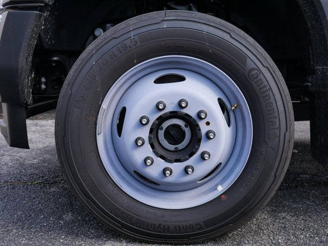 2019 F-450 Regular Cab DRW 4x4, Reading Steel Stake Bed #282535 - photo 6