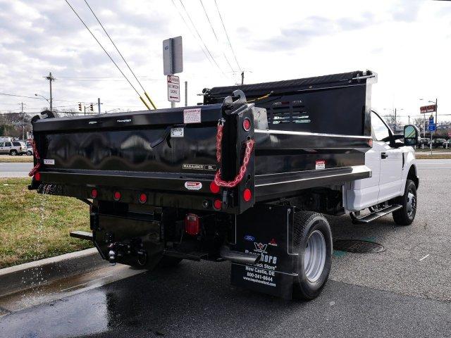 2019 F-350 Super Cab DRW 4x4, Reading Dump Body #282540 - photo 1
