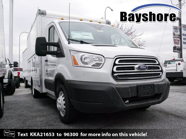 2019 Transit 350 HD DRW 4x2, Supreme Service Utility Van #282541 - photo 1