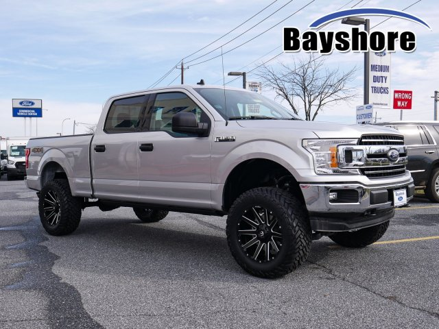 2019 F-150 SuperCrew Cab 4x4, Pickup #282728 - photo 1
