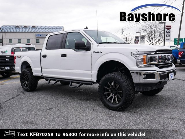 2019 F-150 SuperCrew Cab 4x4, Pickup #282729 - photo 1