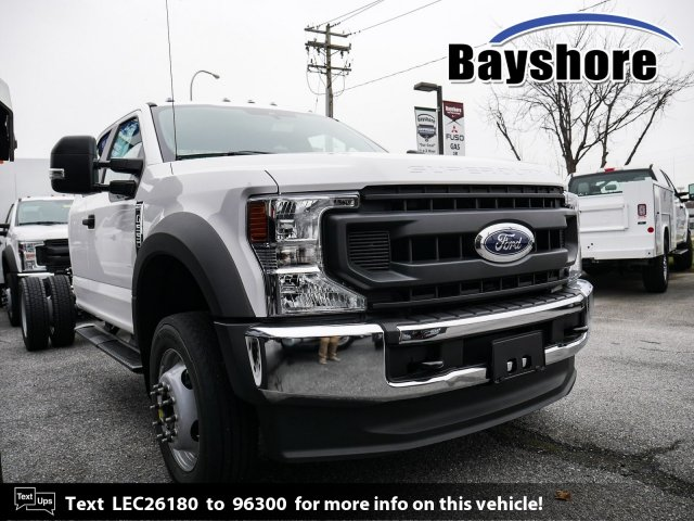 2020 F-550 Super Cab DRW 4x4, Cab Chassis #282920 - photo 1