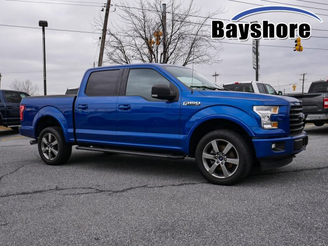 2017 F-150 SuperCrew Cab 4x4, Pickup #282979 - photo 1