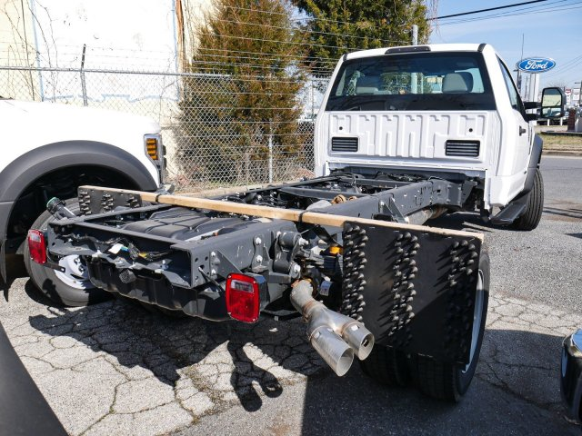 2019 F-550 Regular Cab DRW 4x2, Cab Chassis #283099 - photo 1