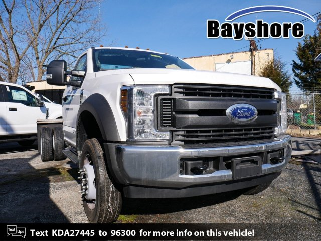 2019 F-550 Regular Cab DRW 4x2, Cab Chassis #283100 - photo 1