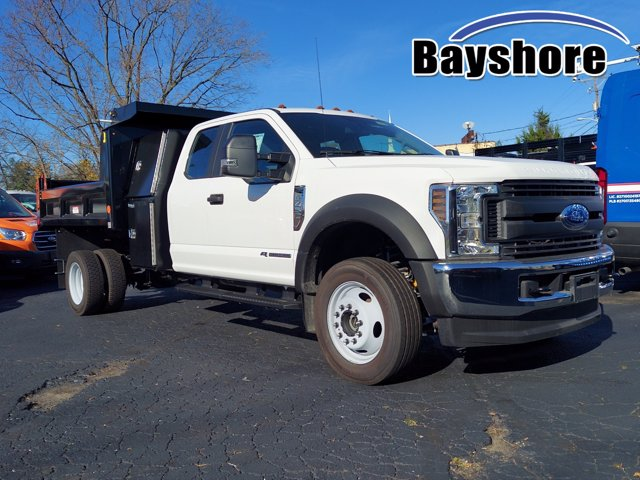 2019 F-450 Super Cab DRW 4x4, Cab Chassis #283103 - photo 1