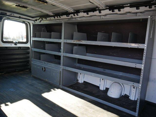 2017 Savana 2500, Upfitted Cargo Van #283345 - photo 4