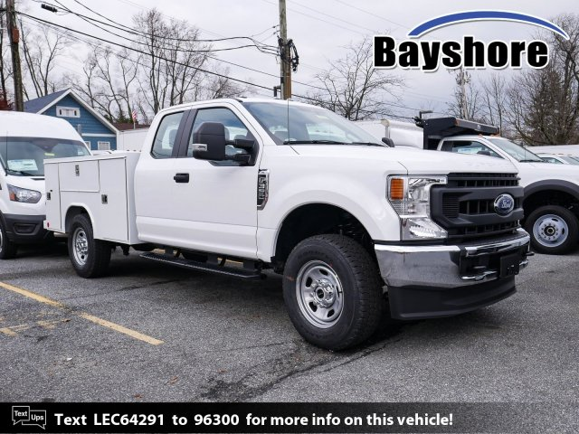 2020 F-350 Super Cab 4x4, Reading Service Body #283384 - photo 1