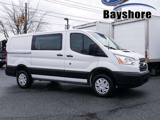2019 Transit 250 Low Roof 4x2, Empty Cargo Van #283463 - photo 1