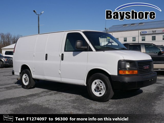 2015 Savana 2500 4x2, Empty Cargo Van #283486 - photo 1