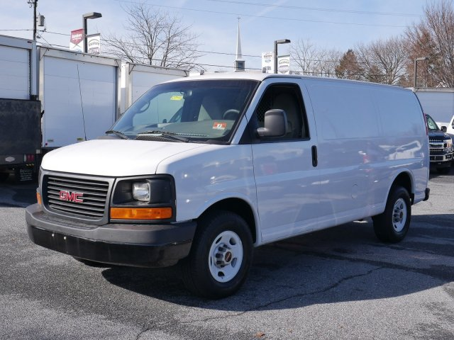 2015 Savana 2500 4x2, Empty Cargo Van #283486 - photo 4