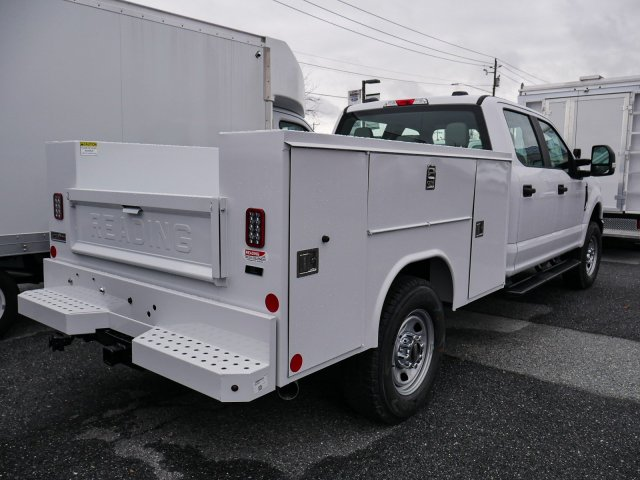 2020 F-350 Crew Cab 4x4, Reading Service Body #283490 - photo 1