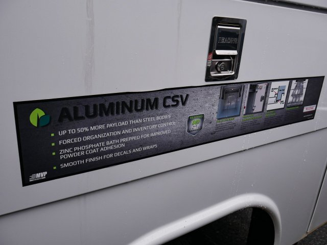 2020 Transit 350 RWD, Reading Aluminum CSV Service Utility Van #283509 - photo 11