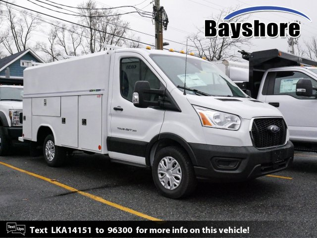 2020 Transit 350 RWD, Reading Service Utility Van #283682 - photo 1