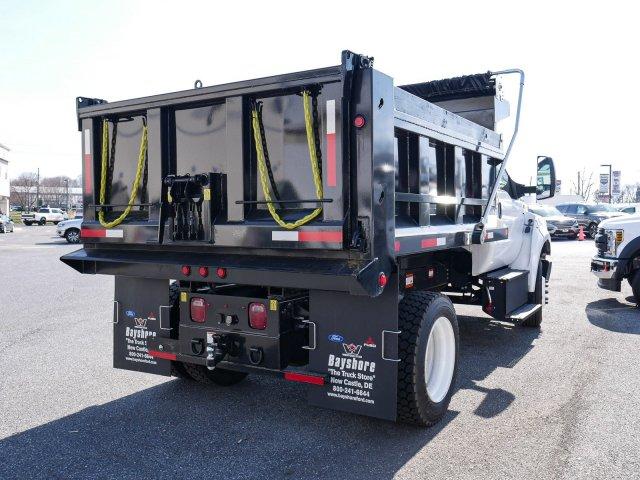 2019 F-650 Regular Cab DRW 4x2, Dump Body #283781 - photo 1