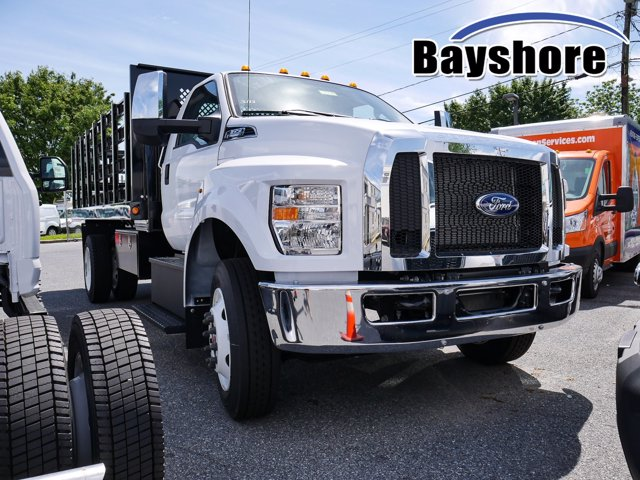 2021 Ford F-650 Regular Cab DRW 4x2, Parkhurst Stake Bed #283789 - photo 1