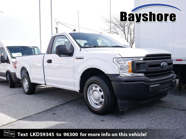 2020 F-150 Regular Cab 4x2, Pickup #283832 - photo 1