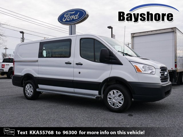 2019 Transit 250 Low Roof 4x2, Empty Cargo Van #284044 - photo 1
