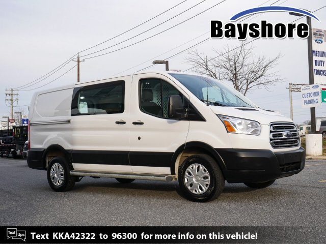 2019 Transit 250 Low Roof 4x2, Empty Cargo Van #284045 - photo 1