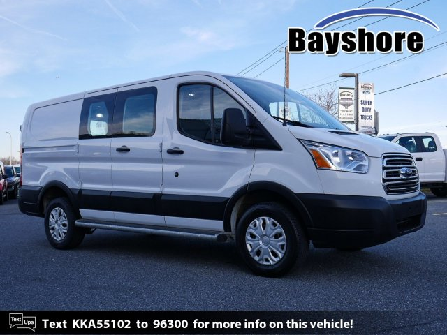 2019 Transit 250 Low Roof 4x2, Empty Cargo Van #284077 - photo 1