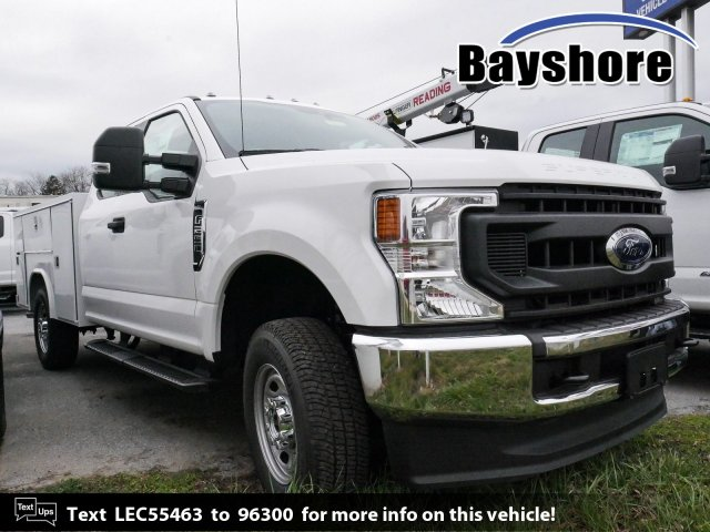 2020 Ford F-250 Super Cab 4x4, Reading Service Body #284278 - photo 1