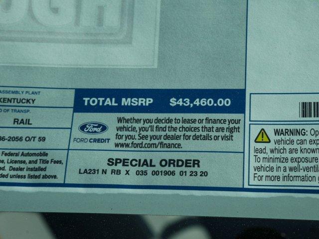 2020 F-350 Regular Cab DRW 4x4, Morgan Dump Body #284428 - photo 10