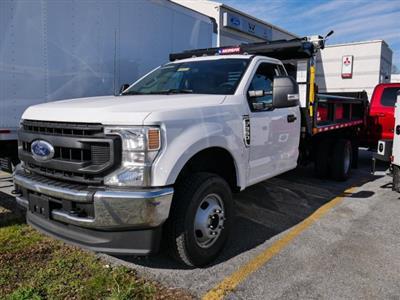 2020 F-350 Regular Cab DRW 4x4, Morgan Dump Body #284428 - photo 4