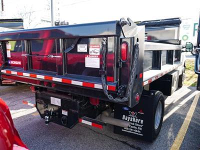 2020 F-350 Regular Cab DRW 4x4, Morgan Dump Body #284428 - photo 2