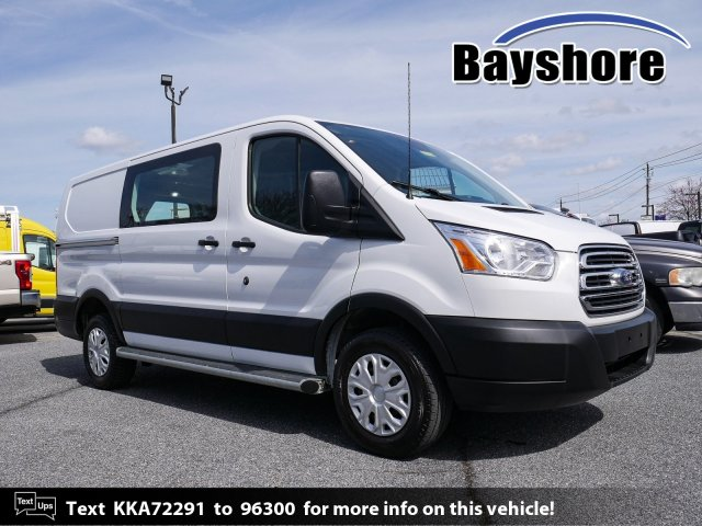 2019 Transit 250 Low Roof 4x2, Empty Cargo Van #284439 - photo 1