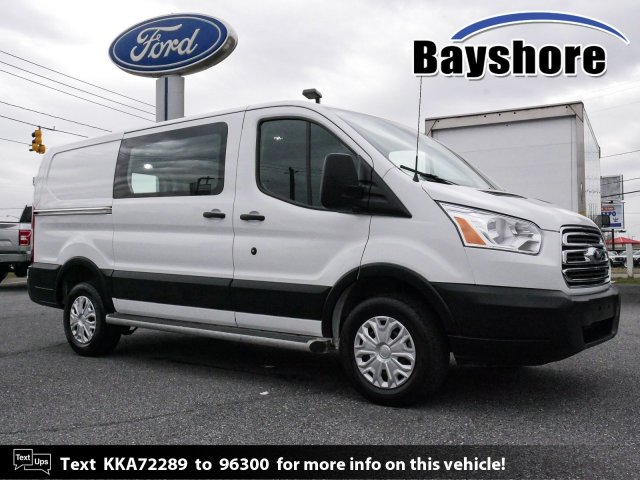 2019 Transit 250 Low Roof 4x2, Empty Cargo Van #284441 - photo 1