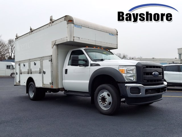 2016 Ford F-550 Regular Cab DRW 4x2, Dejana Service Utility Van #289094 - photo 1