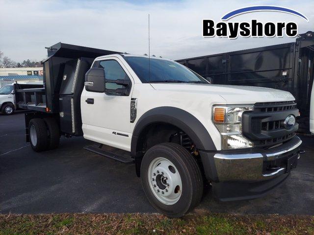 2020 Ford F-450 Regular Cab DRW 4x4, Crysteel Dump Body #289709 - photo 1