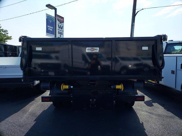 2021 F-550 Super Cab DRW 4x4,  Switch N Go Dump Body #292707 - photo 4