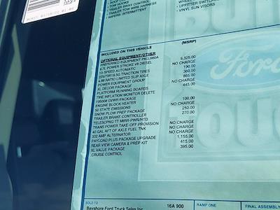 2021 F-550 Super Cab DRW 4x4,  Switch N Go Dump Body #292707 - photo 7