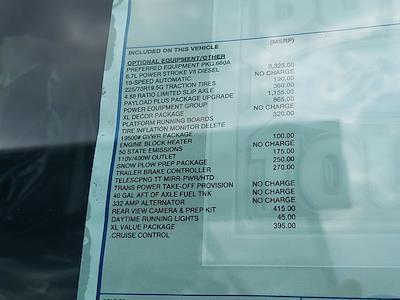 2021 F-550 Regular Cab DRW 4x4,  Cab Chassis #294392 - photo 6