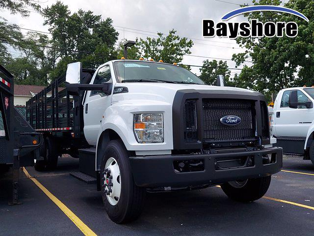 2022 Ford F-750 Regular Cab DRW 4x2, Stake Bed #294812 - photo 1