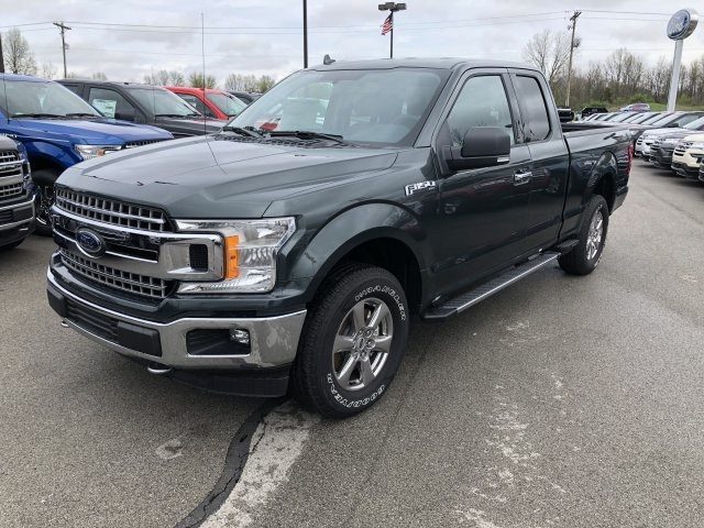 2018 F-150 Super Cab 4x4,  Pickup #A1007 - photo 1
