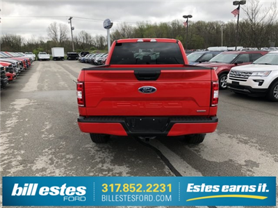 2018 F-150 Super Cab 4x4, Pickup #A1011 - photo 2