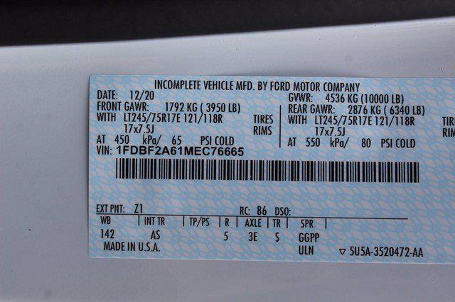 2021 F-250 Regular Cab 4x2,  Reading Service Body #MEC76665 - photo 32