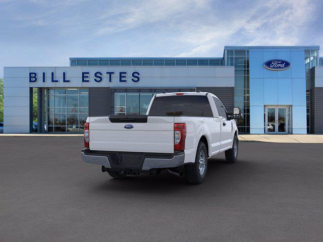 2021 Ford F-250 Regular Cab 4x2, Cab Chassis #MED09224 - photo 1