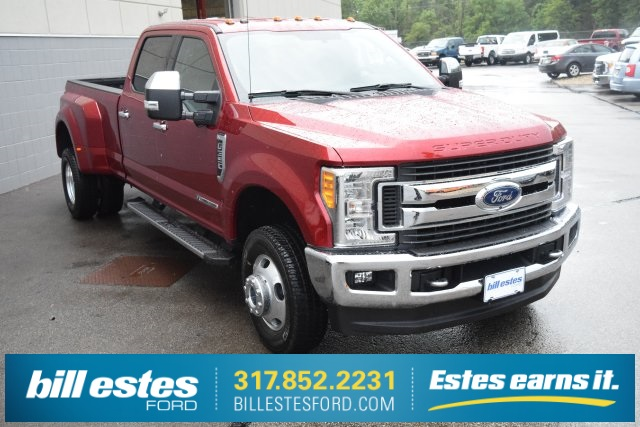 2017 F-350 Crew Cab DRW 4x4 Pickup #T7021X - photo 4