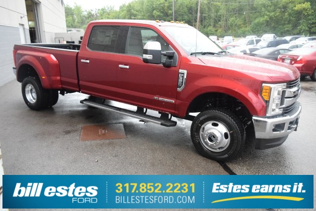 2017 F-350 Crew Cab DRW 4x4 Pickup #T7021X - photo 5